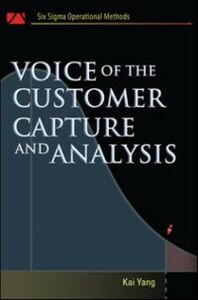 Ebook in inglese Voice of the Customer Yang, Kai