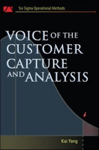 Ebook in inglese Voice of the Customer Yang, Kai