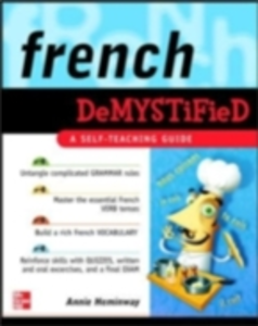 Ebook in inglese French Demystified Heminway, Annie