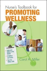 Foto Cover di Nurse's Toolbook for Promoting Wellness, Ebook inglese di Carol Miller, edito da McGraw-Hill Education