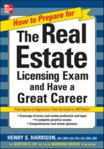 Ebook in inglese How to Prepare For and Pass the Real Estate Licensing Exam: Ace the Exam in Any State the First Time! Harrison, Henry
