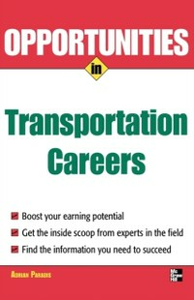 Ebook in inglese Opportunities in Transportation Careers Paradis, Adrian