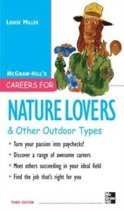 Ebook in inglese Careers for Nature Lovers & Other Outdoor Types Miller, Louise