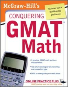 Ebook in inglese McGraw-Hill's Conquering the GMAT Math Moyer, Robert E.