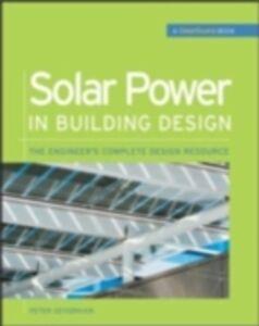 Ebook in inglese Solar Power in Building Design (GreenSource) Gevorkian, Peter