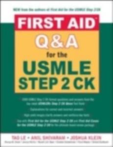 Ebook in inglese First Aid for the USMLE Step 2 CK Bhushan, Vikas , Le, Tao , Skapik, Julia