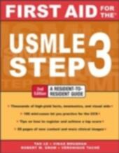 First Aid for the USMLE Step 3, Second Edition