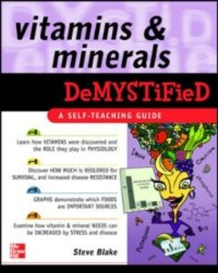 Ebook in inglese Vitamins and Minerals Demystified Blake, Steve