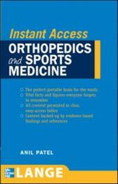 LANGE Instant Access Orthopedics and Sports Medicine