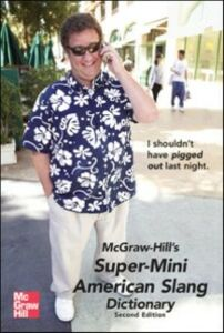 Ebook in inglese McGraw-Hill's Super-Mini American Slang Dictionary Spears, Richard