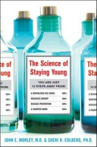 Ebook in inglese Science of Staying Young Colberg, Sheri , Morley, John