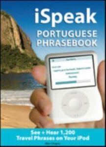 Ebook in inglese iSpeak Portuguese Phrasebook Chapin, Alex