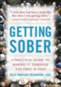 Foto Cover di Getting Sober, Ebook inglese di Kelly Madigan Erlandson, edito da McGraw-Hill Education