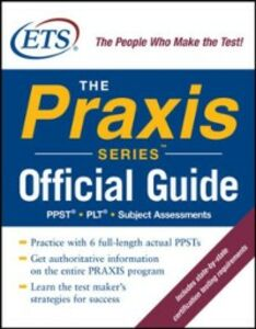 Ebook in inglese Praxis Series Official Guide Educational Testing Servic, ducational Testing Service