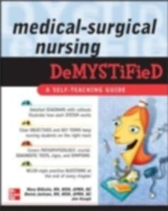 Ebook in inglese Medical-Surgical Nursing Demystified Digiulio, Mary , Keogh, Jim
