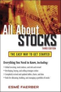 Foto Cover di All About Stocks, 3E, Ebook inglese di Esme Faerber, edito da McGraw-Hill Education