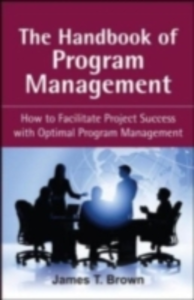 Ebook in inglese Handbook of Program Management Brown, James T