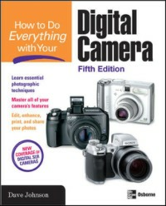 Ebook in inglese How to Do Everything: Digital Camera Johnson, Dave