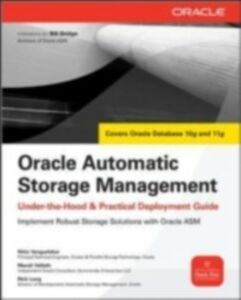 Foto Cover di Oracle Automatic Storage Management: Under-the-Hood & Practical Deployment Guide, Ebook inglese di AA.VV edito da McGraw-Hill Education