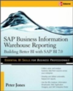 Ebook in inglese SAP Business Information Warehouse Reporting Jones, Peter