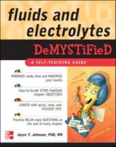 Ebook in inglese Fluids and Electrolytes Demystified Johnson, Joyce