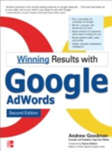 Ebook in inglese Winning Results with Google AdWords, Second Edition Goodman, Andrew