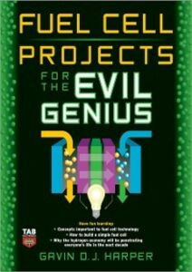 Ebook in inglese Fuel Cell Projects for the Evil Genius Harper, Gavin