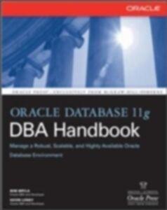 Ebook in inglese Oracle Database 11g DBA Handbook Bryla, Bob , Loney, Kevin