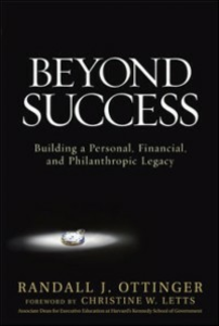 Ebook in inglese Beyond Success: Building a Personal, Financial, and Philanthropic Legacy Ottinger, Randy