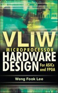 Ebook in inglese VLIW Microprocessor Hardware Design Fook, Lee Weng