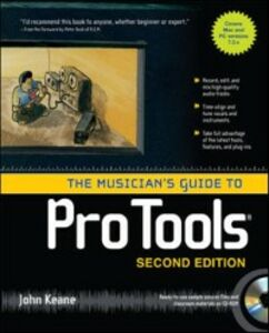 Foto Cover di Musician's Guide to Pro Tools, Ebook inglese di John Keane, edito da McGraw-Hill Education