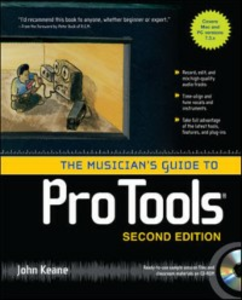 Ebook in inglese Musician's Guide to Pro Tools Keane, John