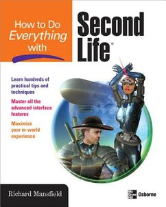 Ebook in inglese How to Do Everything with Second Life Mansfield, Richard