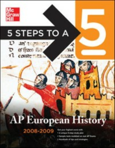 Ebook in inglese 5 Steps to a 5 AP European History, 2008-2009 Edition Brautigam, Jeffrey