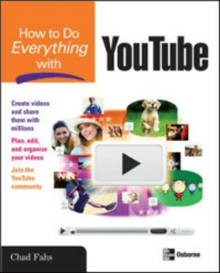 Ebook in inglese How to Do Everything with YouTube Fahs, Chad
