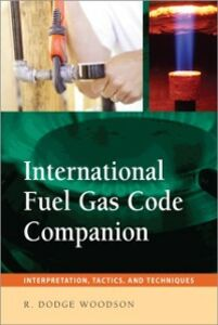 Foto Cover di International Fuel Gas Code Companion, Ebook inglese di Roger Woodson, edito da McGraw-Hill Education