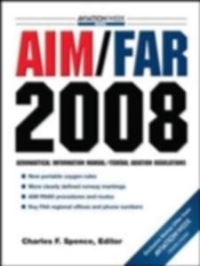 Ebook in inglese AIM/FAR 2008 Spence, Charles