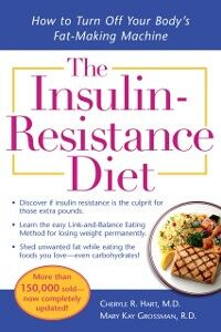 Ebook in inglese Insulin-Resistance Diet--Revised and Updated Grossman, Mary Kay , Hart, Cheryle