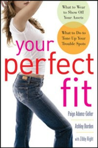 Ebook in inglese Your Perfect Fit Adams-Geller, Paige , Borden, Ashley
