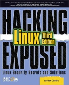 Ebook in inglese Hacking Exposed Linux ISECO, SECOM