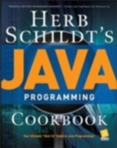 Ebook in inglese Herb Schildt's Java Programming Cookbook Schildt, Herbert