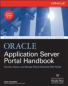 Ebook in inglese Oracle Application Server Portal Handbook Ostrowski, Chris