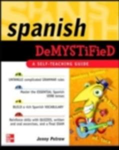 Ebook in inglese Spanish Demystified Petrow, Jenny