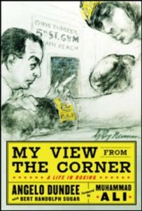 Ebook in inglese My View from the Corner Dundee, Angelo , Sugar, Bert