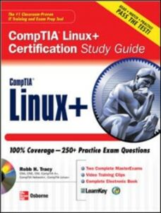 Ebook in inglese Linux+ Certification Study Guide Tracy, Robb