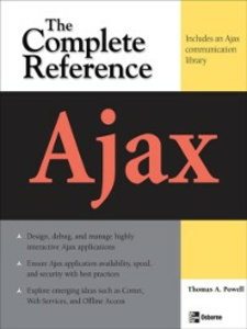Ebook in inglese Ajax: The Complete Reference Powell, Thomas