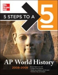 Ebook in inglese 5 Steps to a 5 AP World History, 2008-2009 Edition Martin, Peggy J.