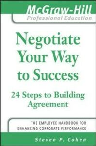 Ebook in inglese Negotiate Your Way to Success Cohen, Steven