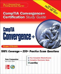 Ebook in inglese CompTIA Convergence+ Certification Study Guide Carpenter, Tom