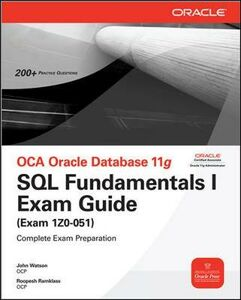 Libro Oca Oracle database 11 advanced system administration exam guide Watson